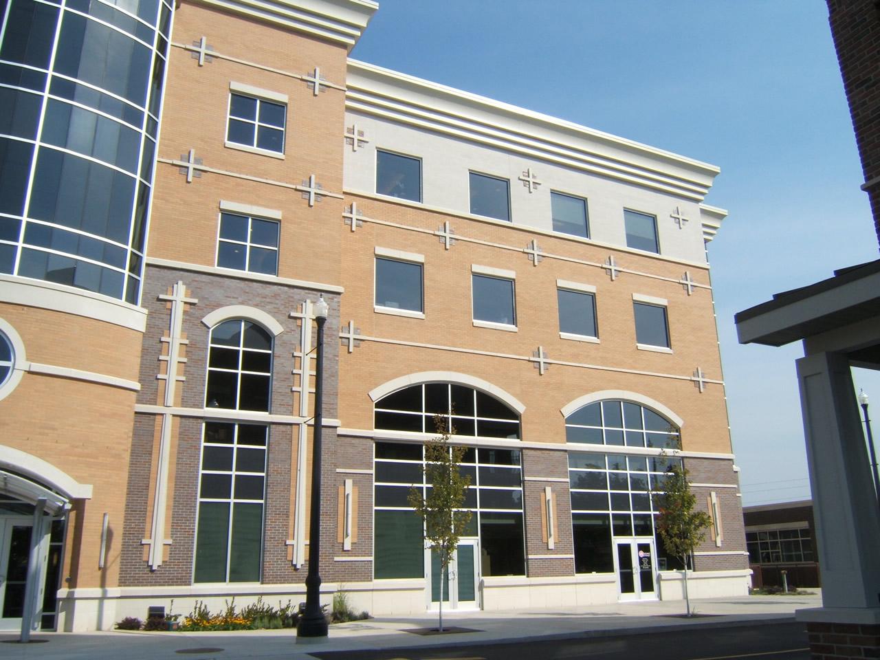 Women39;s Health Center  Grand Rapids, Michigan : Superior Precast